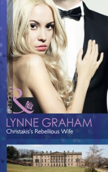 Christakis's Rebellious Wife, Paperback Book