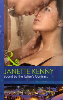 Bound by the Italian's Contract, Paperback Book