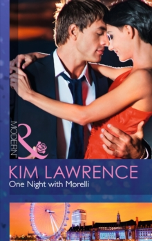 One Night with Morelli, Paperback Book