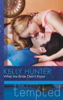 What the Bride Didn't Know, Paperback Book