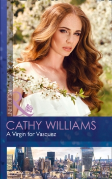 A Virgin for Vasquez, Paperback Book