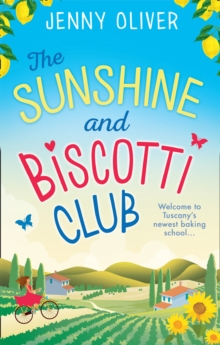 The Sunshine And Biscotti Club, Paperback Book