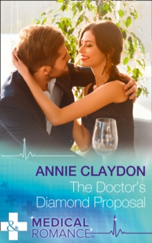 The Doctor's Diamond Proposal, Paperback Book