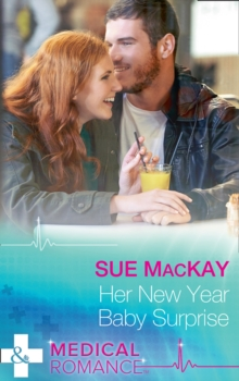 Her New Year Baby Surprise, Paperback Book
