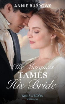 The Marquess Tames His Bride, Paperback Book