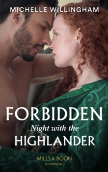 Forbidden Night With The Highlander, Paperback Book