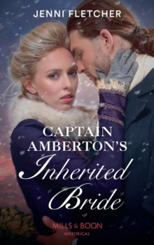 Captain Amberton's Inherited Bride, Paperback Book