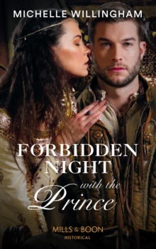 Forbidden Night With The Prince, Paperback Book