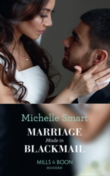 Marriage Made In Blackmail, Paperback Book