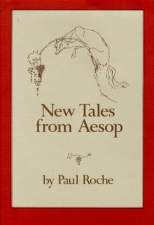 New Tales from Aesop : For Reading Aloud, Hardback Book