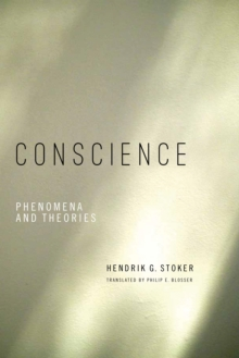Conscience : Phenomena and Theories, Hardback Book