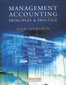 Management Accounting : Principles and Practice Textbook, Paperback Book