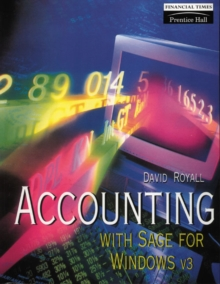 Accounting With Sage For Windows, Paperback / softback Book