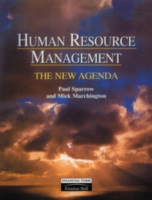 Human Resource Management: The New Agenda, Paperback Book