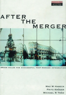 After the Merger, Paperback Book
