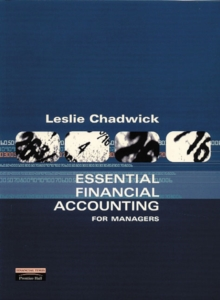 Essential Financial Accounting : For Managers, Paperback / softback Book