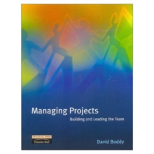 Managing Projects : Building and Leading the Team, Paperback / softback Book