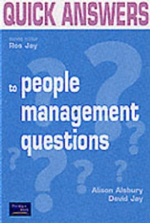 Quick Answers to Key People Questions, Paperback / softback Book