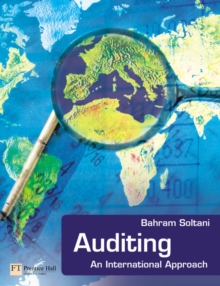 Auditing : An International Approach, Paperback / softback Book