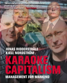 Karaoke Capitalism : Managing for Mankind, Paperback Book