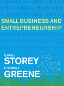 Small Business and Entrepreneurship, Paperback / softback Book