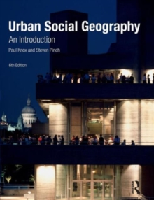Urban Social Geography : An Introduction, Paperback Book