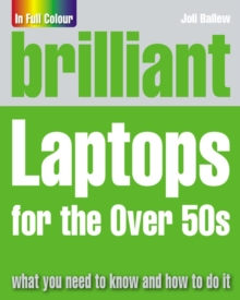 Brilliant Laptops for the Over 50s, Paperback Book