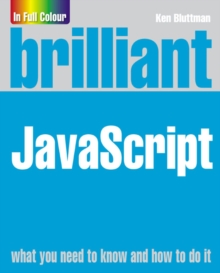 Brilliant Javascript, Paperback Book