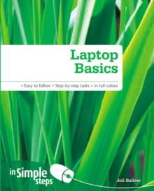 Laptop Basics in Simple Steps, Paperback Book