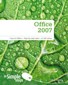 Microsoft Office 2007 in Simple Steps, Paperback Book