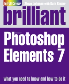 Brilliant Photoshop Elements 7, Paperback Book