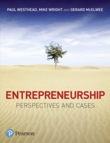 Entrepreneurship : Perspectives and Cases, Paperback / softback Book