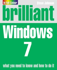 Brilliant Windows 7, Paperback Book