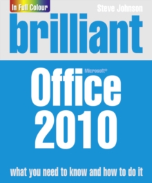 Brilliant Office 2010, Paperback Book