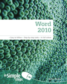Word 2010 in Simple Steps, Paperback Book