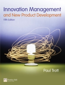 Innovation Management and New Product Development, Paperback Book