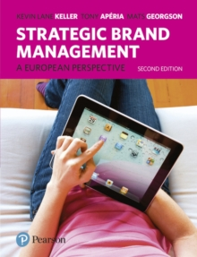 Strategic Brand Management : A European Perspective, Paperback / softback Book