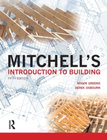 Mitchell's Introduction to Building, Paperback / softback Book