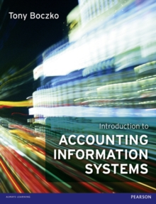 Introduction to Accounting Information Systems, Paperback / softback Book