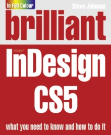 Brilliant InDesign CS5, Paperback Book
