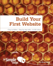 Build Your First Website In Simple Steps, Paperback / softback Book