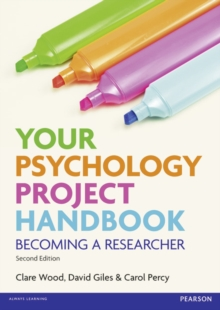 Your Psychology Project Handbook, Paperback Book