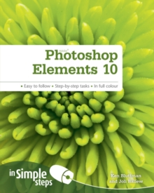 Photoshop Elements 10 in Simple Steps, Paperback Book
