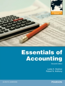 Essentials of Accounting:International Edition, Paperback Book