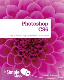 Photoshop CS6 in Simple Steps, Paperback Book