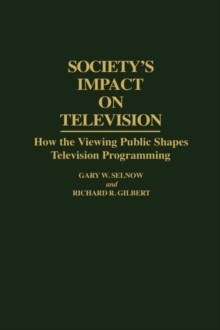the impact of television on american society Television programming had a huge impact on american culture after world war two many critics have dubbed the 1950s as the golden age of television tv sets were expensive and so the audience was generally affluent.