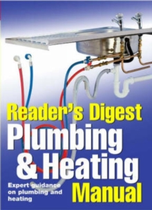 """Reader's Digest"" Plumbing and Heating Manual, Hardback Book"