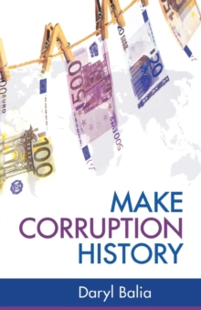 Make Corruption History, Paperback Book