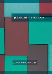 Jeremiah for Everyone, Paperback Book