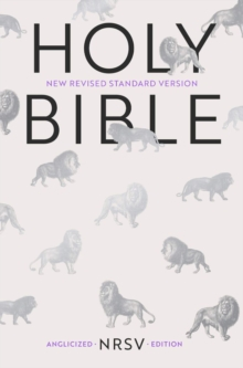 Holy Bible New Standard Revised Version : NRSV Anglicized Edition, Hardback Book